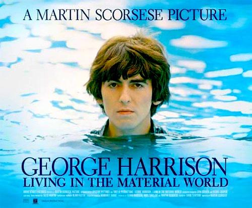 Ciclo Scorsese y el rock: IV Parte y Final: Harrison, el santo beatle