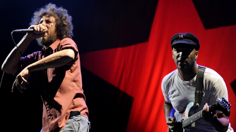 Rage Against The Machine filtró su tour mundial y Sudamérica está considerada