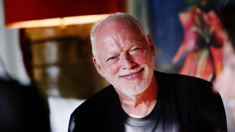 """Yes, I Have Ghosts"": David Gilmour estrena su primer tema nuevo en cinco años"