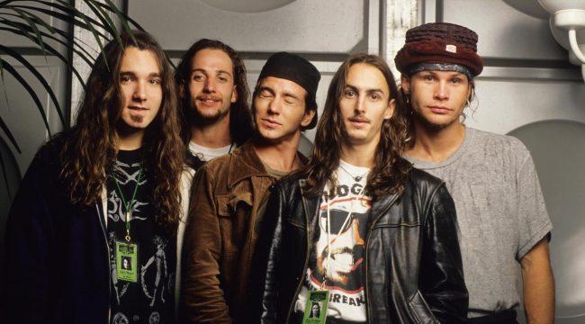 """Pearl Jam transmitirá un concierto interpretando """"Ten"""" de principio a fin"""