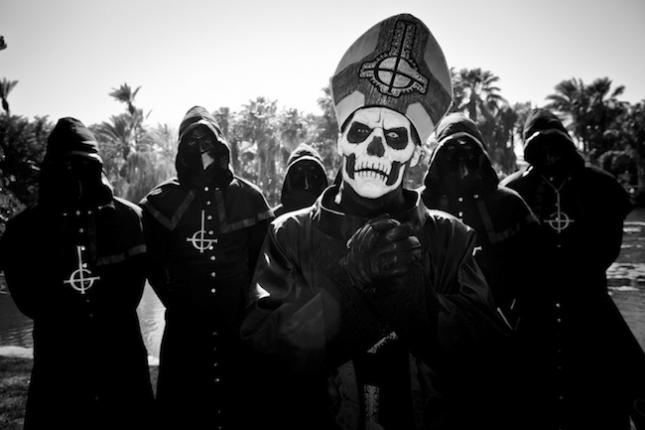 Los enigmáticos Ghost revelan primer adelanto de su nuevo álbum de estudio