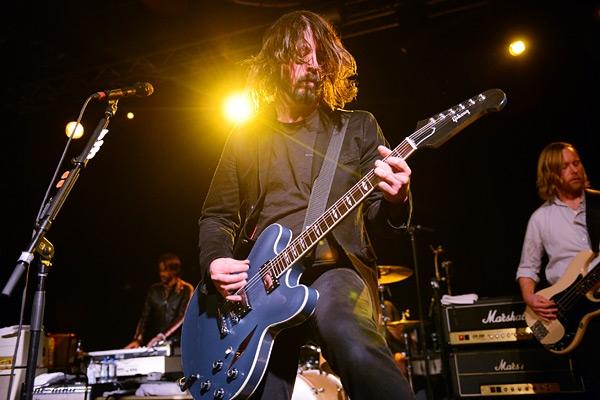 Revisa los mejores momentos del debut en vivo de The Soundcity Players, la súperbanda de Dave Grohl