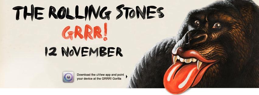 """The Rolling Stones lanza """"GRRR!"""", nueva colección de grandes éxitos"""
