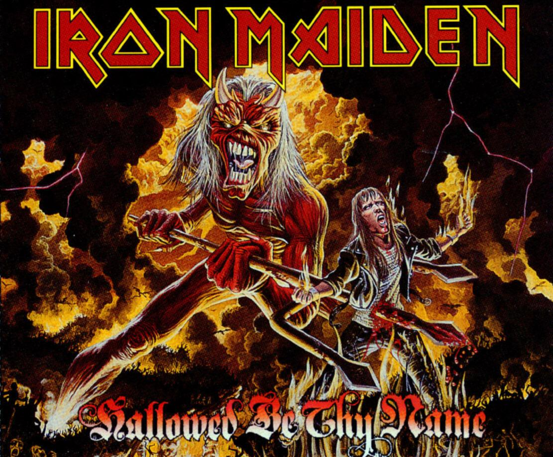 "Cancionero Rock: ""Hallowed Be Thy Name"" – Iron Maiden (1982)"