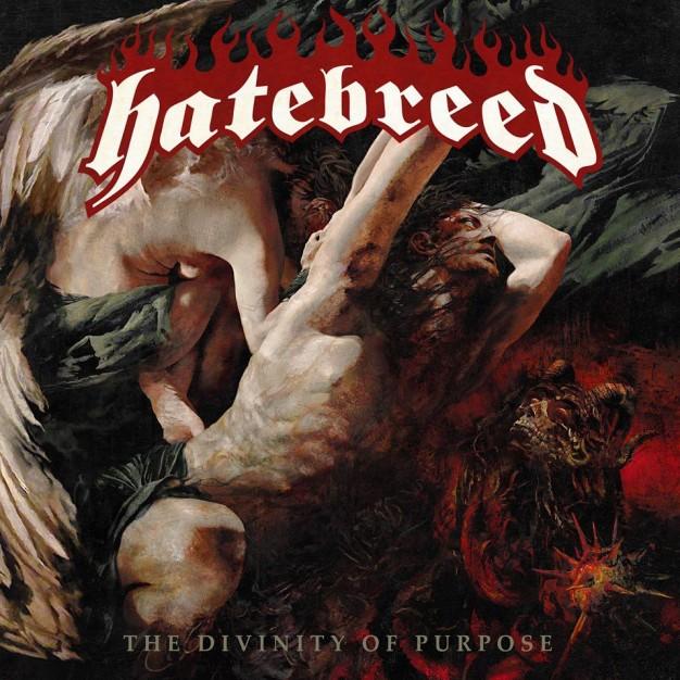 """Portada y adelanto de """"The Divinity of Purpose"""", lo nuevo de Hatebreed"""