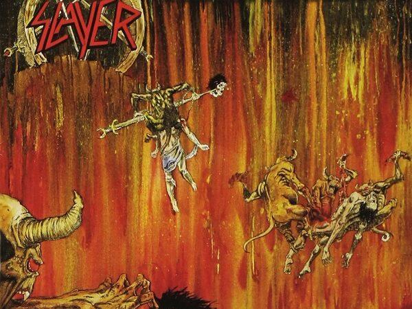 """""""Hell Awaits"""":  Slayer en caída libre hacia el infierno"""