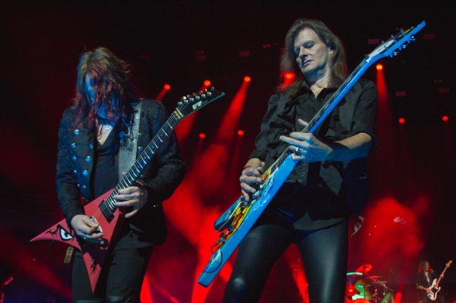Helloween Night en Chile | Arch Enemy, Kreator y Helloween: el rugido, la furia y la fiesta
