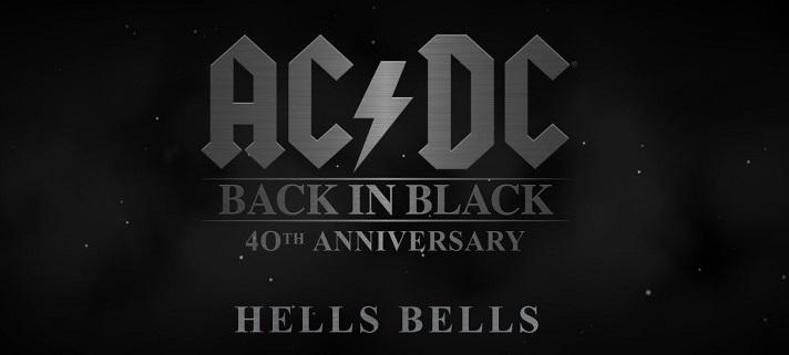 """Cancionero Rock: """"Hells Bells"""" – AC/DC  (1980)"""