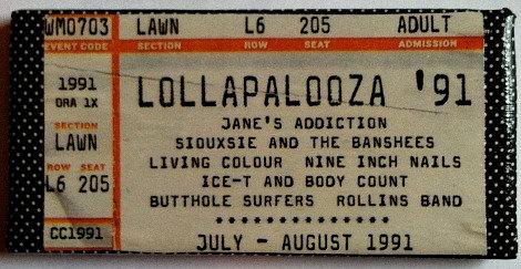 25 años de Lollapalooza: la consolidación de una cumbre musical