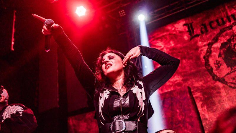 Lacuna Coil en Chile: sinfónica adrenalina