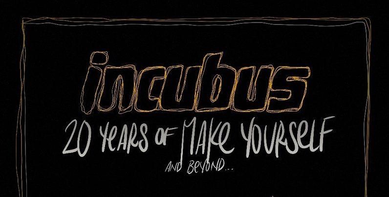 """Incubus realizará gira para celebrar los 20 años de """"Make Yourself"""""""