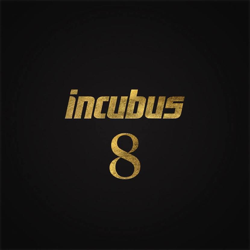 """Streaming: Escucha completo """"8"""", el nuevo álbum de Incubus"""