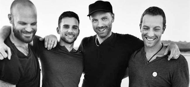 Coldplay regresa a Chile en abril de 2016
