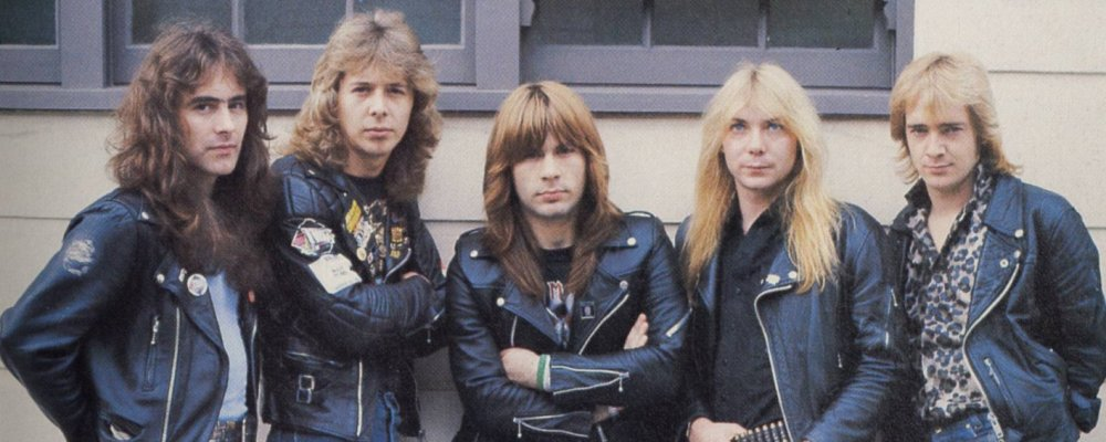 Así fue la historia del debut de Bruce Dickinson en Iron Maiden