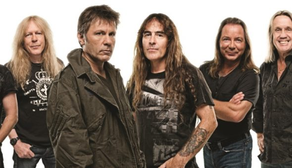 Iron Maiden estaría completando su nuevo álbum de estudio