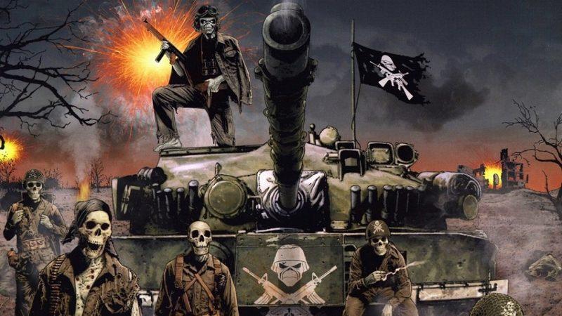 """""""A Matter of Life and Death"""": los caminos de transición de Iron Maiden"""