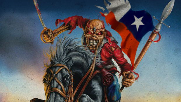 Iron Maiden y su historia con Chile: A los pies de la doncella
