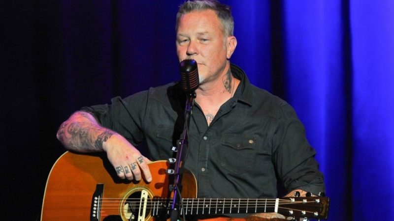 Lamentable: James Hetfield ha entrado en rehabilitación y Metallica pospone shows