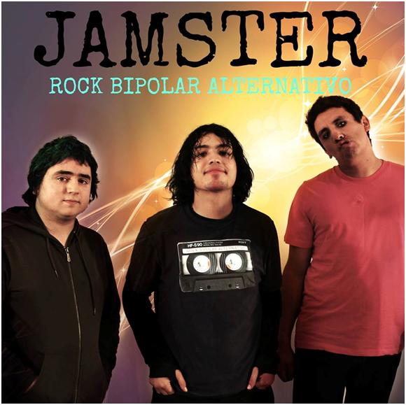 Jamster: El rockero ascenso de un expreso bipolar