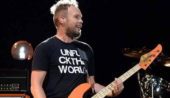 """""""American Death Squad"""": el bajista de Pearl Jam Jeff Ament lanza nuevo material en solitario"""