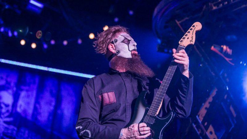 Jim Root confirma que Slipknot ya está trabajando en un nuevo álbum de estudio