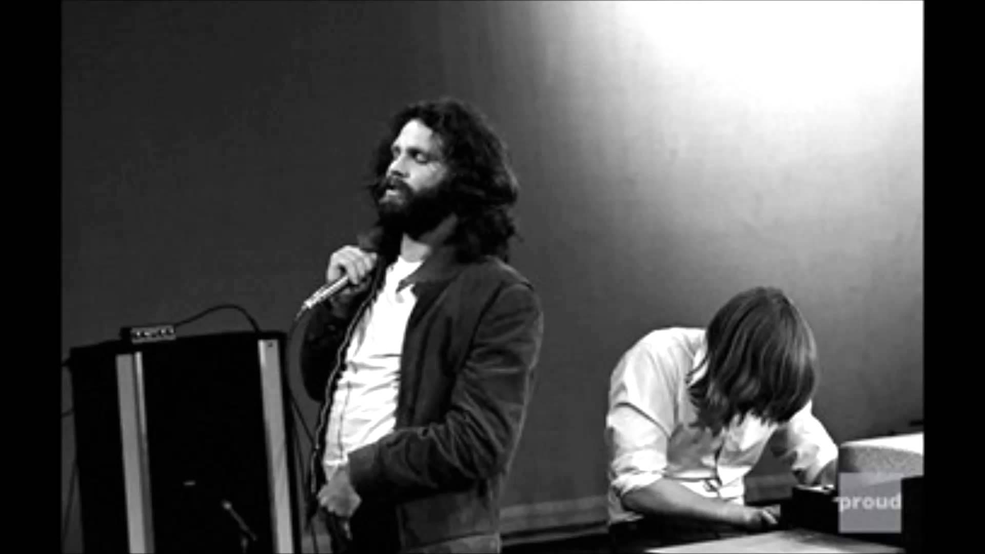 12 de diciembre de 1970: El último concierto de Jim Morrison con The Doors