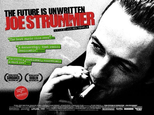 "Rockumentales: ""The Future is Unwritten"", la historia de Joe Strummer de The Clash"