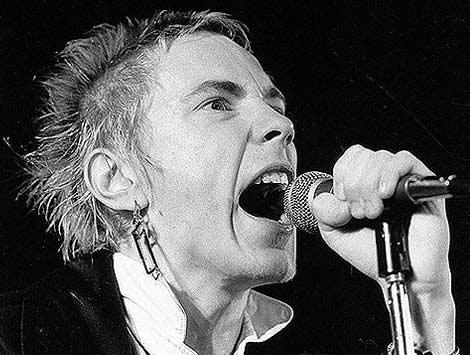 Johnny Rotten de los Sex Pistols publicará nueva autobiografía