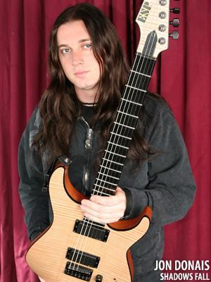 Anthrax anuncia a Jon Donais como su nuevo guitarrista