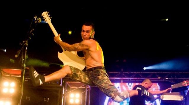 """Entrevista con Joxemi, guitarrista de Ska-P: """"Evaristo es como un Dios para nosotros"""""""