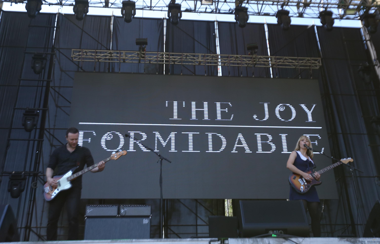 Jungle/The Joy Formidable: Las nuevas propuestas que nos trajo Lollapalooza 2016