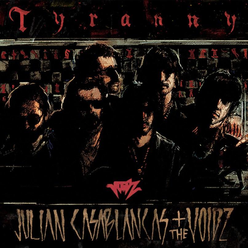 """Julian Casablancas estrena en exclusiva su nueva canción """"Where No Eagles Free"""""""