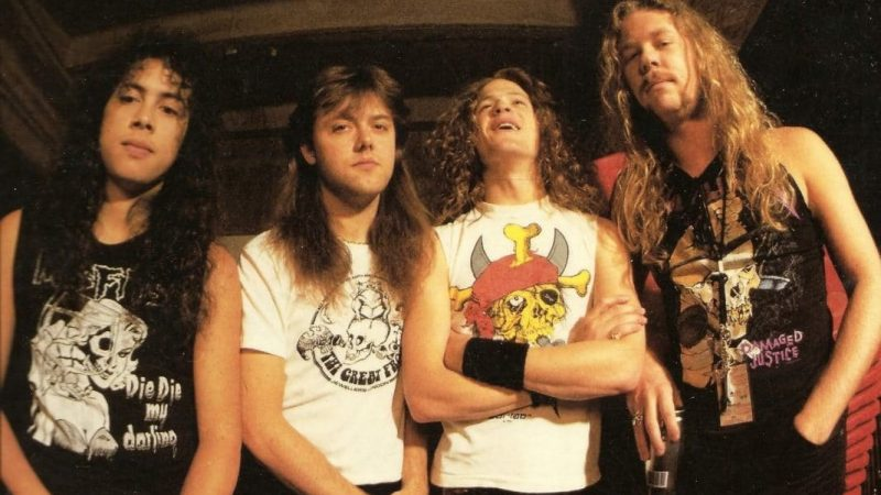 "Cancionero Rock: ""Dyers Eve""-Metallica (1988)"