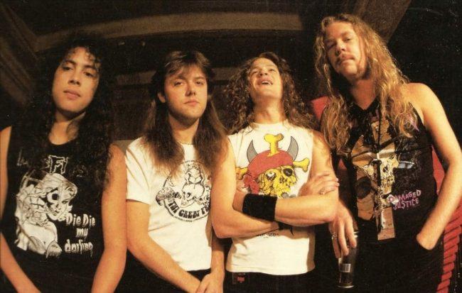 """Cancionero Rock: """"Dyers Eve"""" – Metallica (1988) - Nación Rock"""