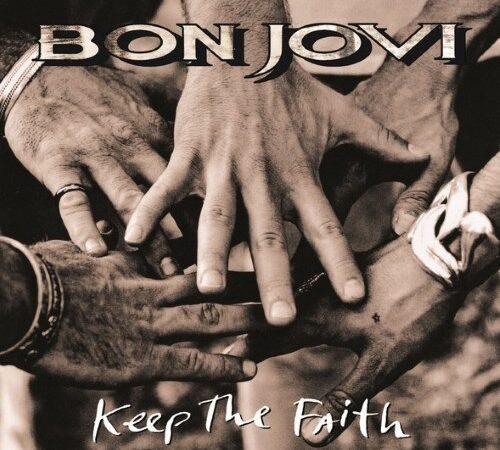 """""""Keep the Faith"""": un símbolo de evolución de Bon Jovi"""