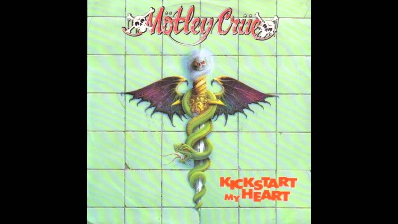 "Cancionero Rock: ""Kickstart My Heart"" – Mötley Crüe (1989)"