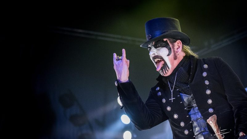 "King Diamond estrena primer single en 12 años, escucha ""Masquerade of Madness"""