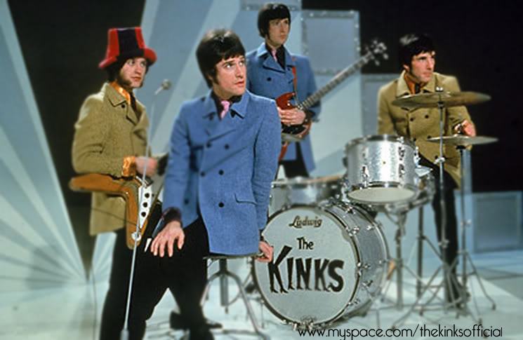 The Kinks planea reunión tras 18 años de ruptura