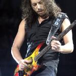 Kirk hammett, guitarrista (1983-actualidad)