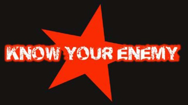 "Cancionero Rock: ""Know Your Enemy""- Rage Against the Machine (1992)"