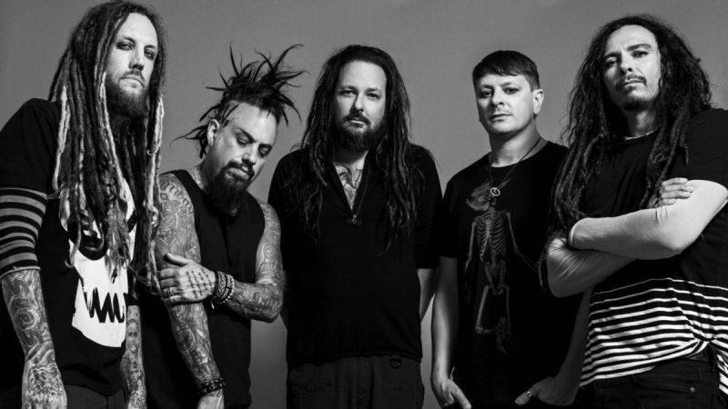 Korn ha terminado de grabar un nuevo álbum de estudio