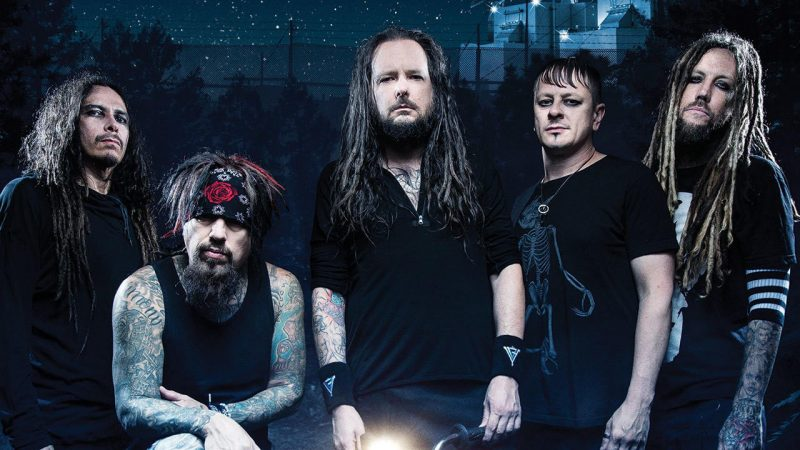 "Korn lanza versión para ""The Devil Went to Georgia"""