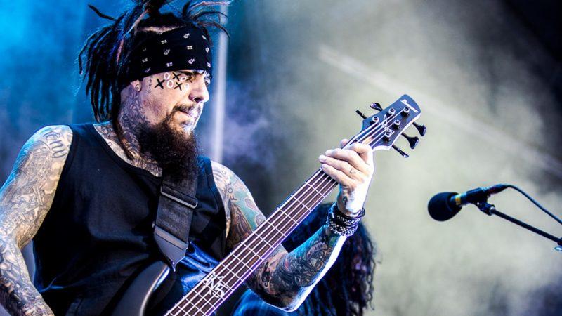 """Fieldy de Korn deja la banda para luchar contra sus """"malos hábitos"""""""