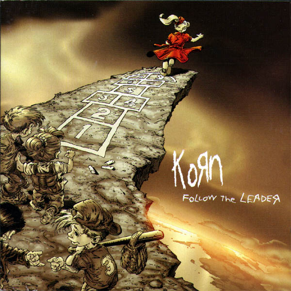 Grandes portadas del rock: Korn – Follow the Leader (1998)