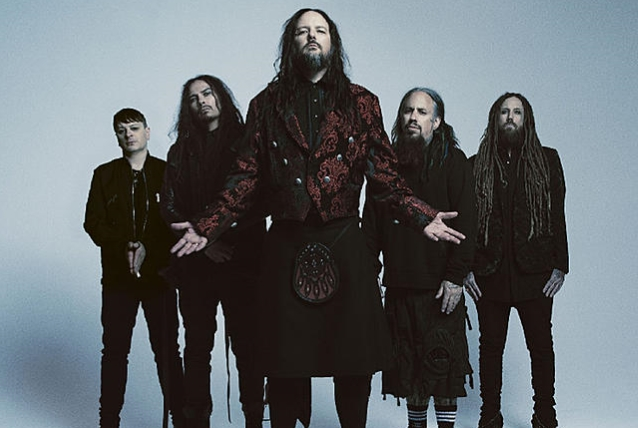 "Korn estrena video animado para su nuevo single: ""Cold"""