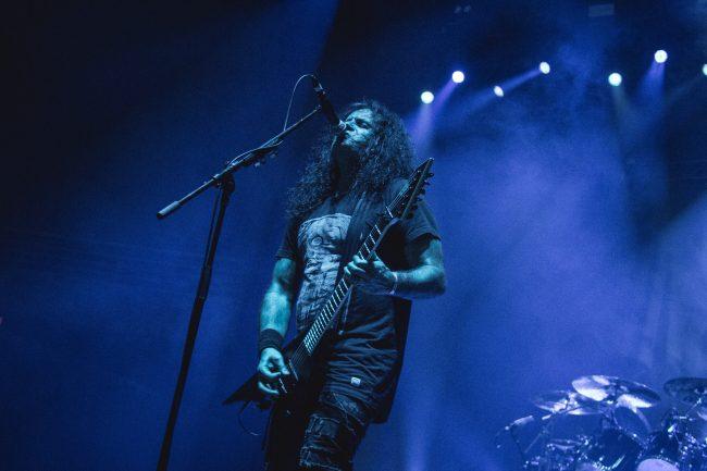 Knotfest transmitirá el aplastante concierto de Kreator en Chile de 2018