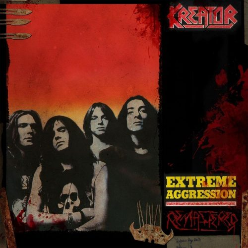 "Disco Inmortal: ""Extreme Agression""- Kreator (1989)"