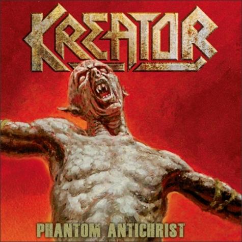 """Nuevo álbum de los alemanes  Kreator ya tiene nombre:""""Phantom Antichrist"""""""