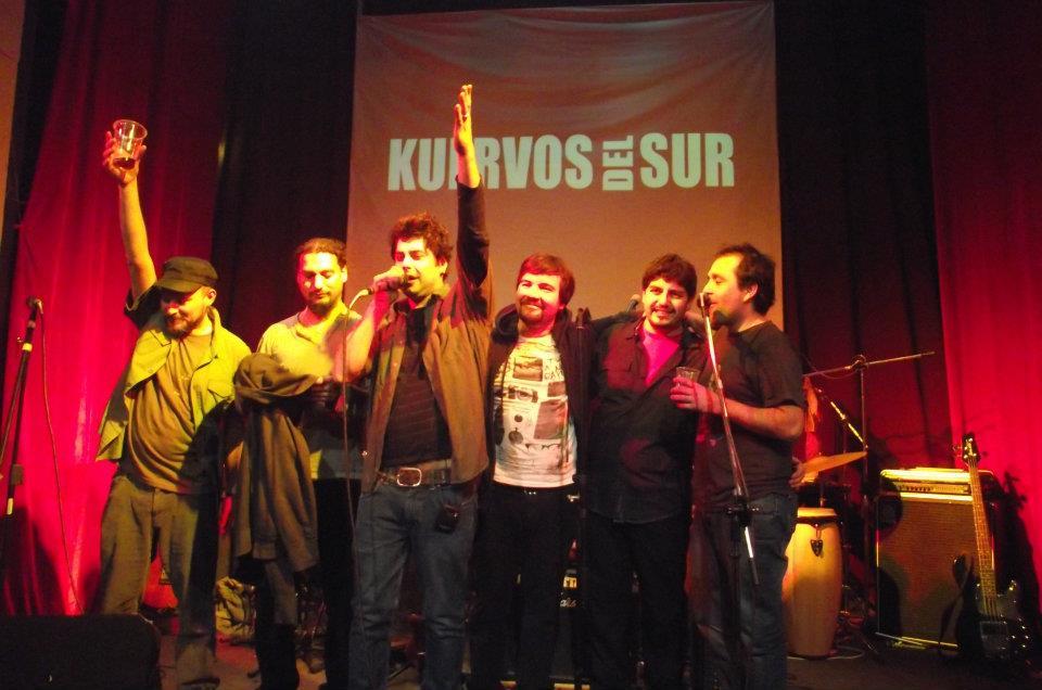 """Entrevista con Kuervos del Sur: """"Energía, identidad y un gran porvenir"""""""