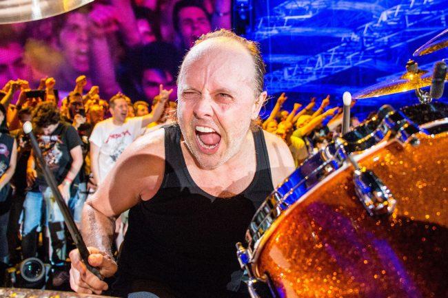 """Lars Ulrich dice que Metallica podría grabar un nuevo álbum en """"modo cuarentena"""""""